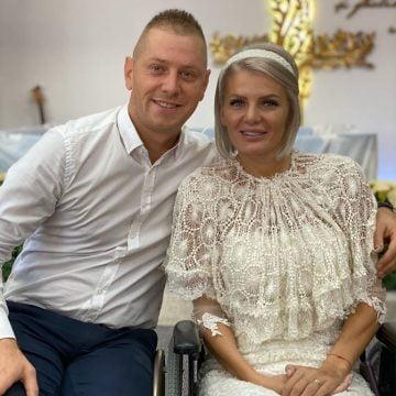 Anamaria German s-a căsătorit și e mai fericită ca niciodată!