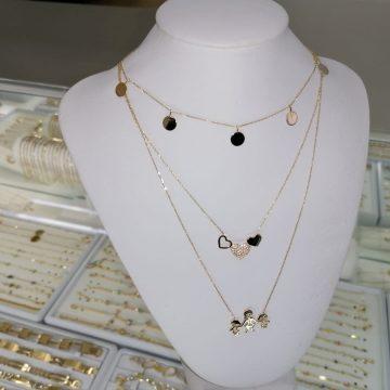 FOTO: Ai o bijuterie din aur veche sau ruptă? La Atlantis Gold o poți înlocui cu una nouă, la modă