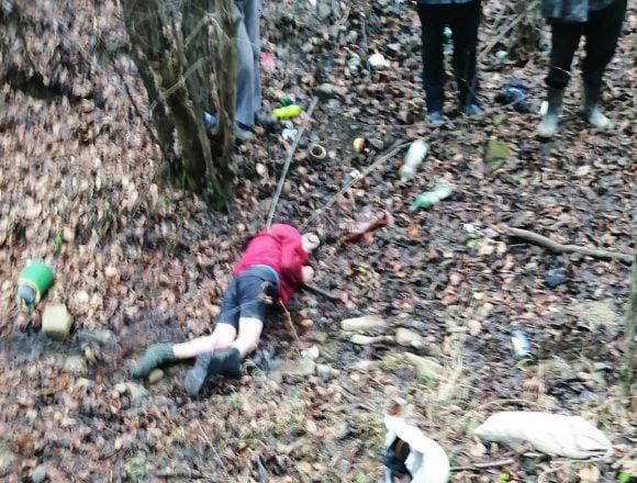 Cioban găsit mort într-o râpă!