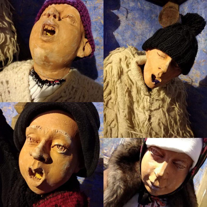 Colindătorii care au speriat Crăciunul și Bistrița! Și copiii, și zăpada…