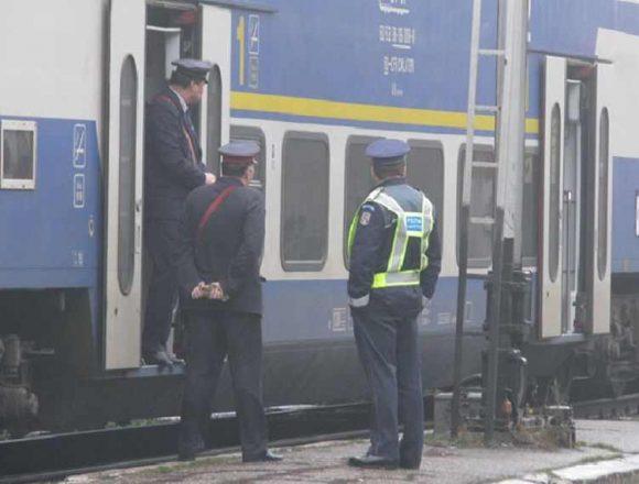 FURT în tren: Un bistrițean i-a furat telefonul unei tinere din Botoșani