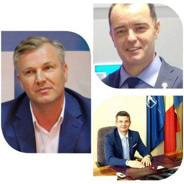 Stelian Dolha va fi învestit azi în funcție! Frenț și Ceclan, demiși de Guvernul Orban