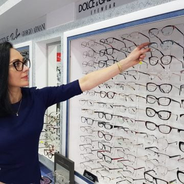 FOTO/VIDEO: O vedere bună, clară și ochi odihniți, chiar și după multe ore în fața calculatorului! Cu lentilele UVTECH de la Iana Optic, fără dureri de cap!