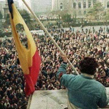 Marș comemorativ: 30 de ani de la Revoluție!