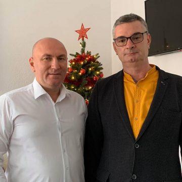 N-a uitat de unde a plecat! Secretarul de stat în Ministerul Sănătății susține un vis al lui Lazany pentru Spitalul Județean de Urgență Bistrița