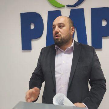 """Ionuț Simionca (PMP): Sloganul PSD-iștilor din Primăria Municipului Bistrița este """"După noi, potopul"""""""