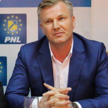 Județul are un nou prefect: prim vice-președintele PNL BN, Stelian Dolha!