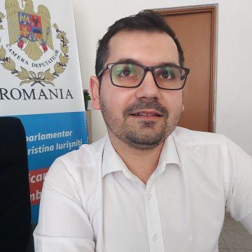 USR Bistrița-Năsăud și-a desemnat candidatul la fotoliul de primar al Bistriței: Călin Stan