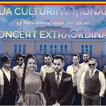 Evenimente extraordinare la Palatul Culturii, în cinstea lui Eminescu