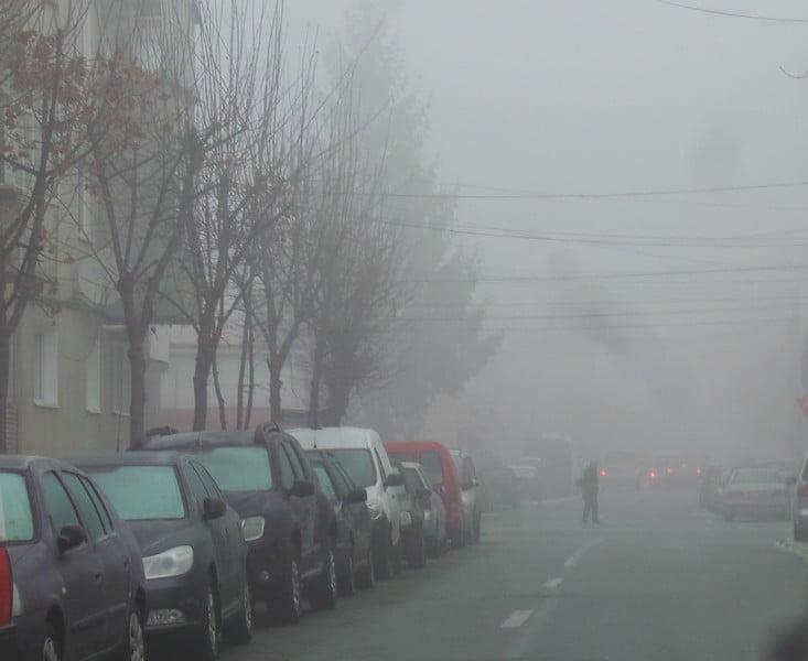 Rostul de dimineață:  Ne-au băgat în ceață… Și ne-au uitat acolo