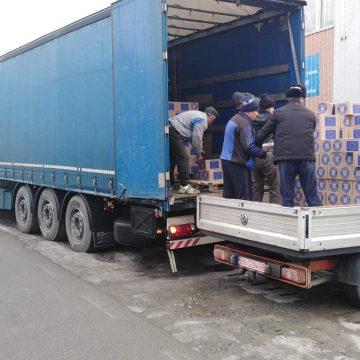 Probleme la acordarea pachetelor de igienă luate pe fonduri europene. Mii de persoane ar putea rămâne fără ajutoare