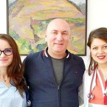 Echipa ATI de la Spitalul Județean se întregește cu încă doi medici: