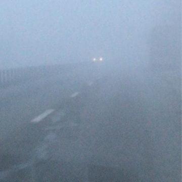 FOTO: COD GALBEN de ceață în județ!