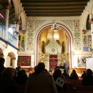 Se întâmplă în Bistrița: În amintirea milioanelor de victime ale Holocaustului…