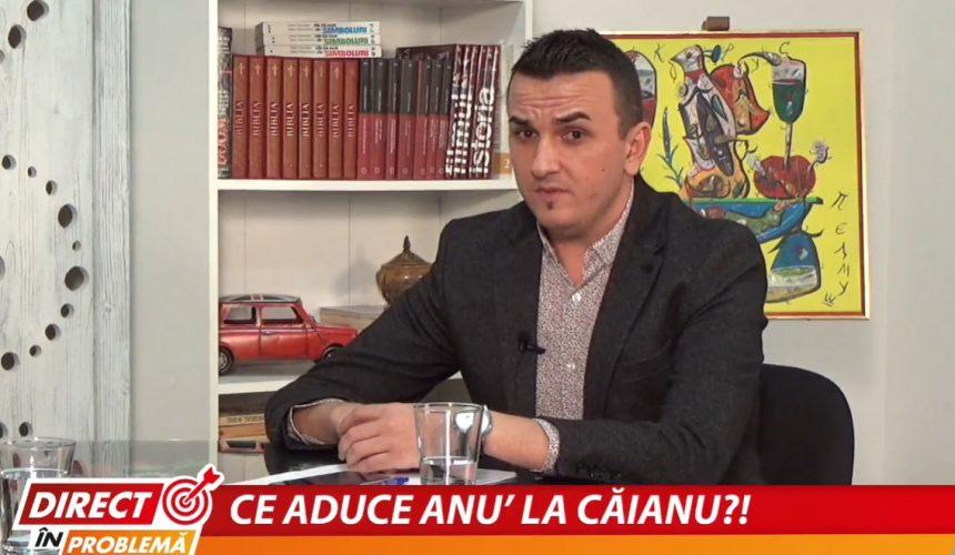 """Parc industrial la Căianu Mic! Paul Știr: """"Luni facem primul pas!"""""""