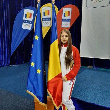 O bistrițeancă a obținut cel mai bun rezultat românesc la Jocurilor Olimpice de Tineret de la Lausanne