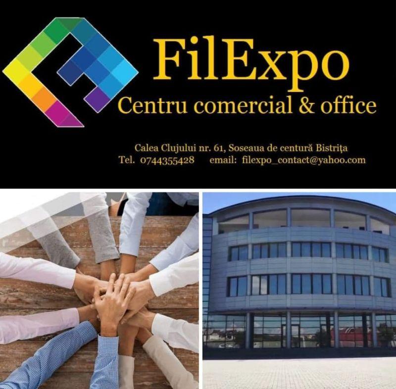 Se caută manager pentru coordonarea activității noului CentruComercial FilExpo din Bistrița!