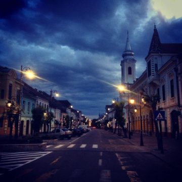 Rostul de dimineață: Fără rușine, în centrul orașului, în plină stradă…!