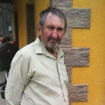 Bunic dispărut de acasă! L-ați văzut?