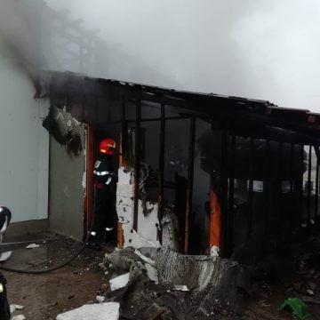 Pompierii bistrițeni: Peste 200 de intervenții în 6 zile!