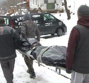 TRAGEDIE pe o stradă din Bistrița: A murit înghețat!