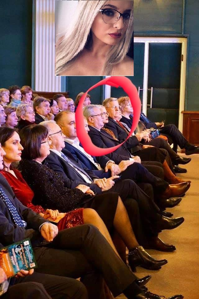 Ce păpușă de consilieră are vicele CJ – Vasile Puica! Le-a dat KO tuturor, au rămas oftând…