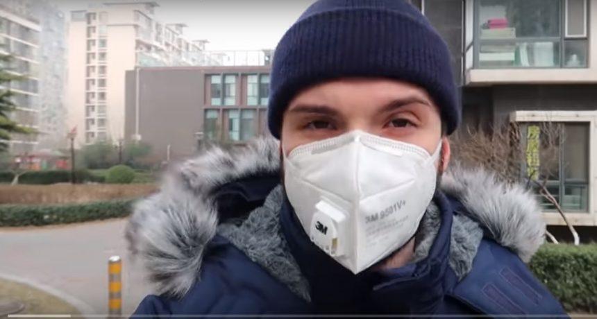 VIDEO: Coronavirusul, explicat pentru toți de un bistrițean stabilit în Beijing. Ce riscuri sunt pentru România