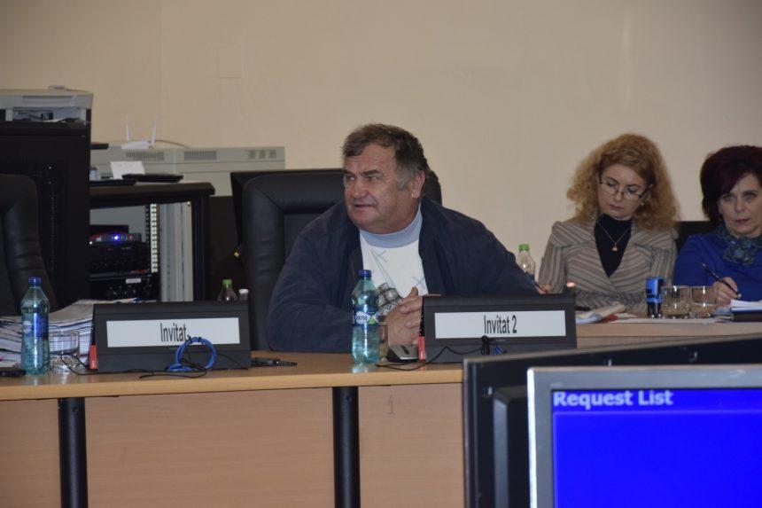 Delegatul Slătiniței: Se poate să fim prioritari în proiectul de apă și canalizare?