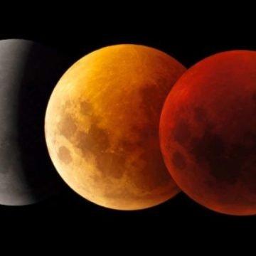 PRIMA eclipsă de Lună a anului 2020, în noaptea asta!
