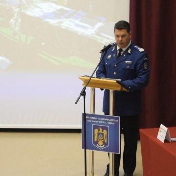 VIDEO: Jandarmii bistrițeni au avut aproape 7.500 de intervenții în 2019