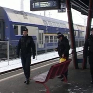BĂTAIE în Gara Bistrița Nord! Au intervenit jandarmii: