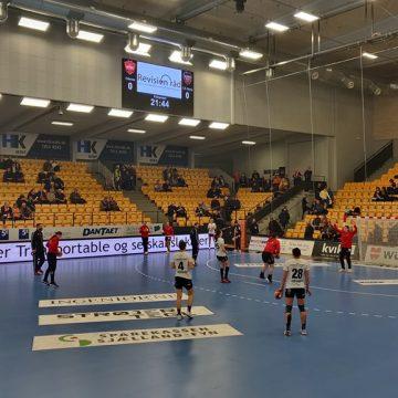 """Cupa EHF: Odense Handbold-Gloria 2018 Bistrița-Năsăud 25-19. """"Ieșirea"""" din grupă e tot mai departe"""