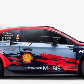 Hyundai Motorsport luptă pentru titlurile mondiale în sezonul 2020 din WRC