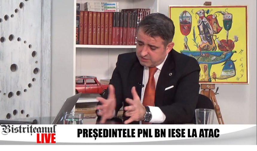 VIDEO – Ioan Turc: PNL BN va face cunoscut numele candidaților pentru primăriile din județ, până la 1 martie