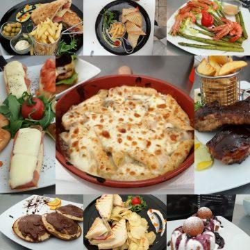 FOTO: Cafe Noir și-a mărit bucătăria! Și meniul! Crema catalană și fructele de mare, noutățile din meniu!