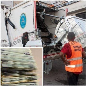VIDEO: Taxa de gunoi RĂMÂNE 11,5 lei și-n luna martie!