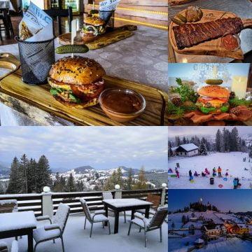 SUPERB: Mergeți la Tihuța Retreat dacă vreți să vă bucurați de zăpadă, mâncare bună și oameni faini