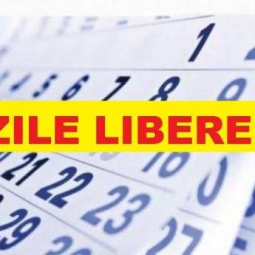 Zile libere în 2020: Teoretic 15, practic, doar 11 cad în timpul săptămânii!