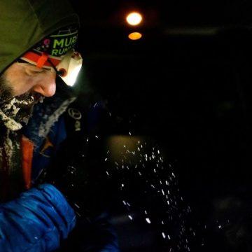 ULTIMA ORĂ: Ultimii kilometri pentru Tibi Ușeriu în iadul alb