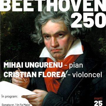 EXTRA:  Cel mai cunoscut compozitor al tuturor timpurilor, celebrat la Bistrița, Bonn, New York, Shanghai, Sao Paulo, Moscova…!