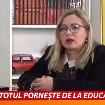 """VIDEO. Raport de activitate. Cristina Iurișniți: """"Legea trebuie respectată de fiecare primar"""""""