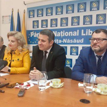 Cu cine va defila PNL la Primăria Bistrița și Consiliul Județean?