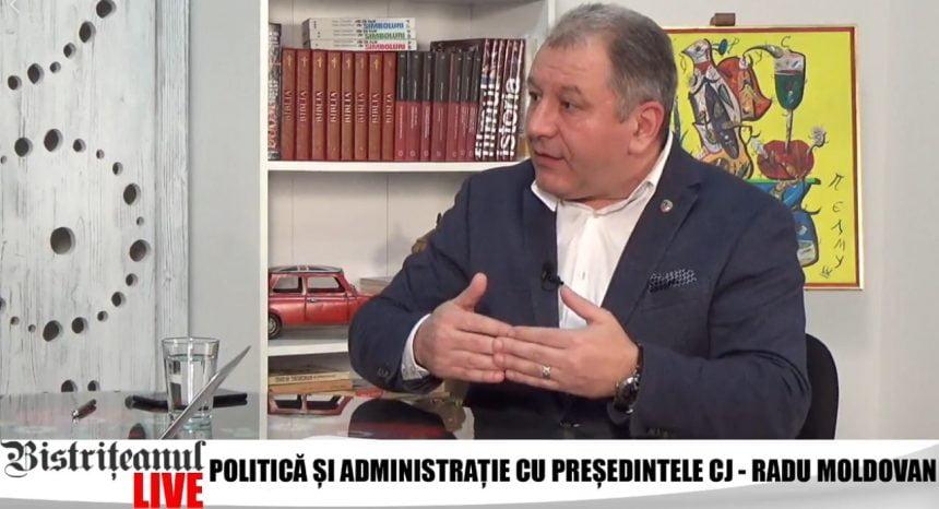 """VIDEO:  Radu Moldovan mai vrea un mandat de președinte și gata! """"E de ajuns. Trebuie să vină și altcineva"""""""