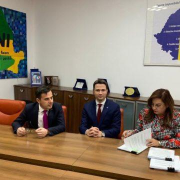Robert Sighiartău: Începem lucrările la una dintre clădirile istorice de referință din Bistrița