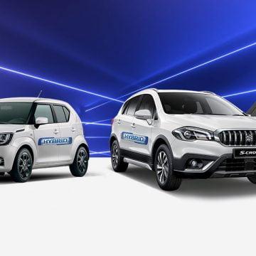 Time to Hybrid! Suzuki își extinde gama de modele hibrid și devine primul producător care comercializează doar modele hibrid 12V și 48V