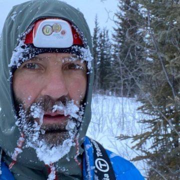 MESAJ VIDEO de la Tibi Ușeriu: Întâlnire de gradul III, pentru maratonistul bistrițean