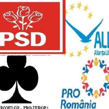 Stânga bistrițeană va forma un cartel politic pentru alegerile locale din iunie. AFLĂ despre ce partide e vorba :