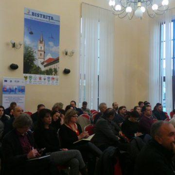 FOTO/VIDEO. Bugetul 2020, dezbătut public de bistrițenii cărora le pasă de soarta orașului