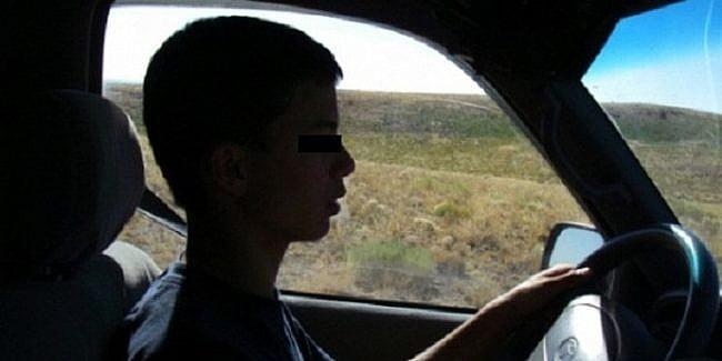 Un minor dat în urmărire internațională a furat mașina unui bistrițean! UNDE au fost găsiți:
