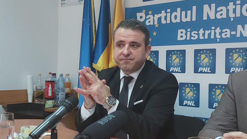 Liberalii bistrițeni așteaptă motivarea instanței în cazul primarului Traian Ogâgău